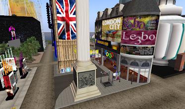 Photo: London City - London inSL, KittyCatS = http://maps.secondlife.com/secondlife/KittyCatS%20SL9B%20BirthdayBash/34/92/22