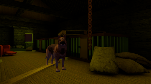 Mr. Dog: Scary Story of Son. Horror Game  screenshots 3