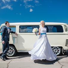 Bryllupsfotograf Richard Konvensarov (konvensarov). Bilde av 18.05.2015