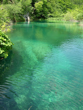 Photo: Crystal clear, stunning colours of Plitvicka Lakes