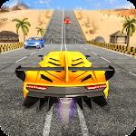 Endless Highway Car Racing : Free Game Icon