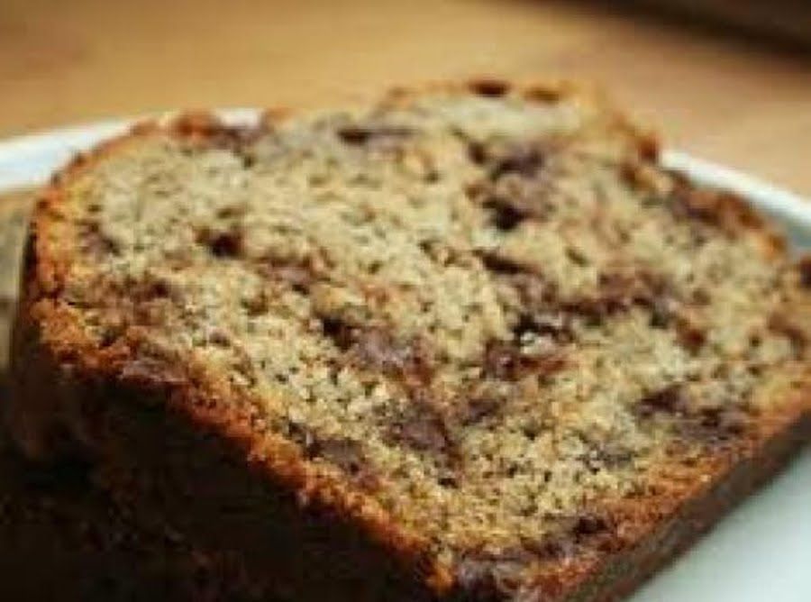 Peanut Butter Chocolate Chip Banana Bread Just A Pinch