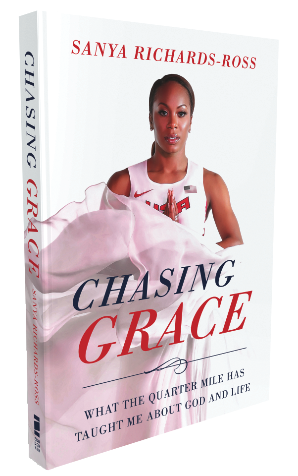 Chasing Grace by Sanya Richards-Ross