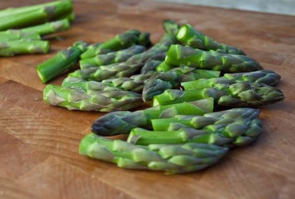Asparagus is good for You...