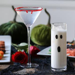 Halloween Cocktails – Two Ways.