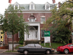 Photo: September 2003 - Month 1: Abandonned Taiwanese Embassy property at 2224 R Street, for sale by auction; Great bones. Needs a LOT of work!