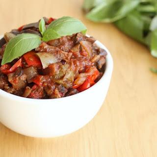 Slow Cooker Ratatouille Recipe