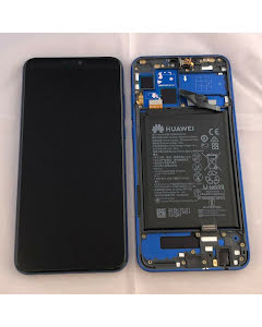 Y9 2019 LCD Display with - Sapphire Blue