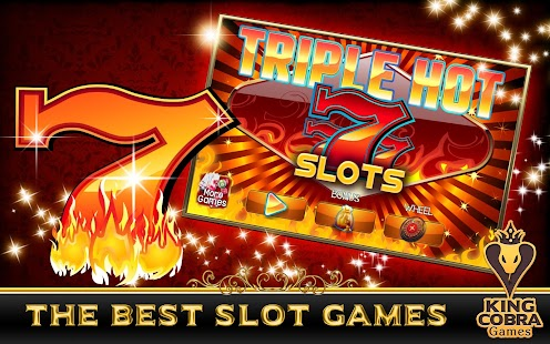 best slot machine app triple dragon