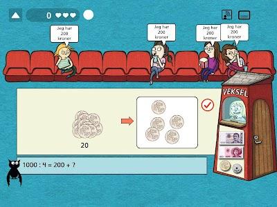 Matemagisk REGNE MER screenshot 13