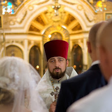 Wedding photographer Oksana Sinicina (ksuha). Photo of 15.08.2017