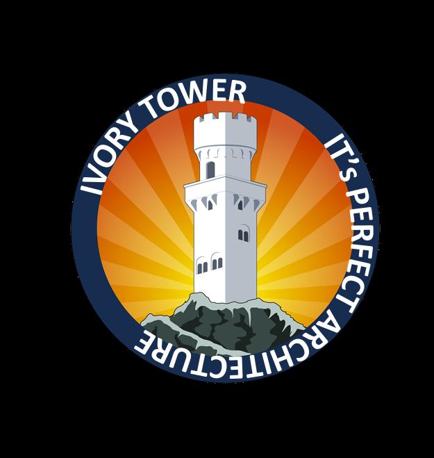 Logo of Lowe's Hardware Ivory Tower