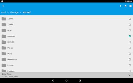 Wi-Fi Talkie FREE Screenshot 9