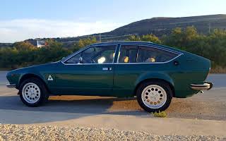 Alfa Romeo Alfetta Gt 1.6 Rent Central Region