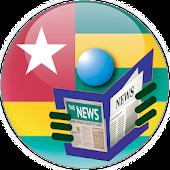 Togo News - Togo Newspapers - All Togo Newspaper Android APK Download Free By Webtechsoft.com