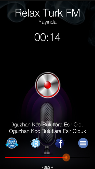 Relax Turk FM Dinle- screenshot