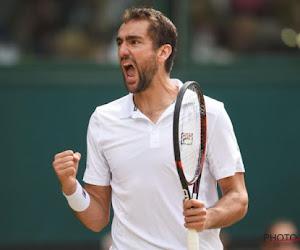 Cilic is eerste finalist in Wimbledon na strijd der titanen