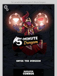 Five Minute Dungeon Timer - náhled