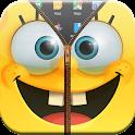 Cartoon Zipper Lock Screen icon