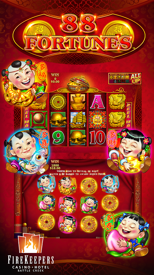 FireKeepers Casino- screenshot