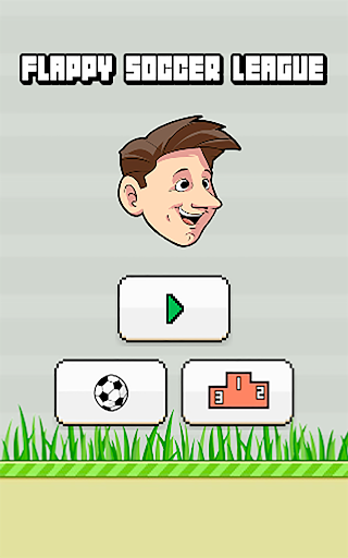 Flappy Soccer League