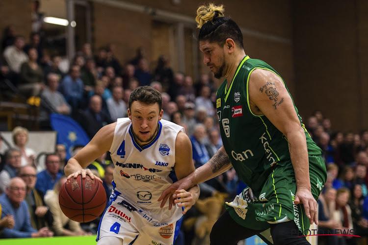 Terry Deroover verlaat volgend seizoen Kangoeroes Basket Mechelen