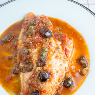 Red Snapper With Capers Recipes