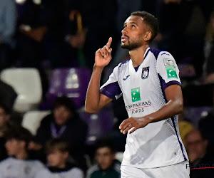 Anderlecht commence à dégraisser son noyau : un attaquant devrait quitter le club