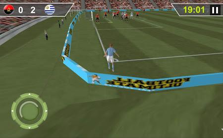 Ultimate Football Real Soccer 2.3 screenshot 964646