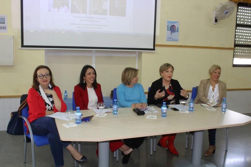 Intervención de Lourdes Molina, presidenta de la Audiencia Provincial.