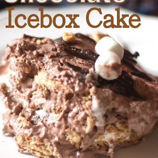 Smores Icebox Cake- No Bake Recipes