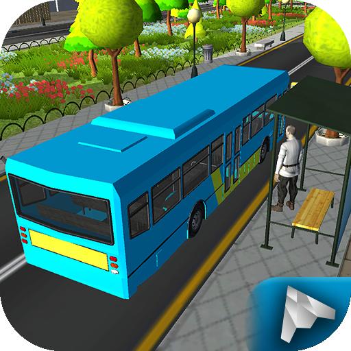 Bus Driving Simulating Game