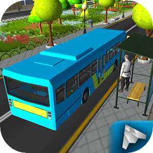 Bus Driving Simulating Game for PC and MAC