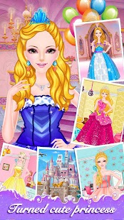 Cute Princess - Dress up Games - náhled