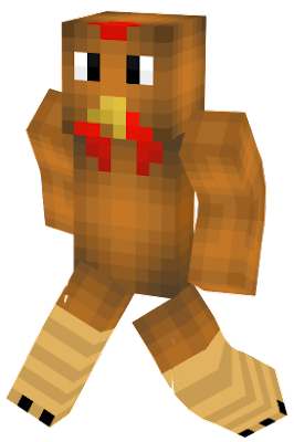 BROWN CHICKEN FOR YOU!!!!!!! - ZombieOofyness