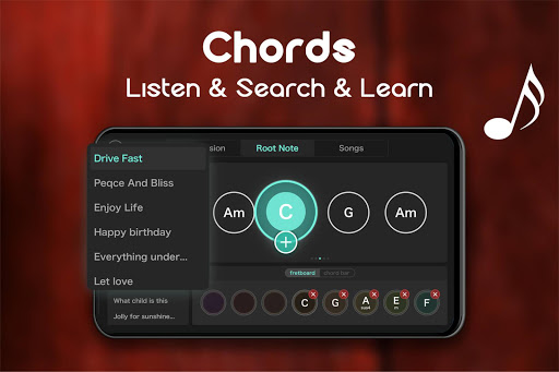 Real Guitar - Free Chords, Tabs & Music Tiles Game 1.5.3 screenshots 7