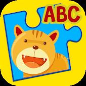 Kids ABCs Jigsaw Puzzles
