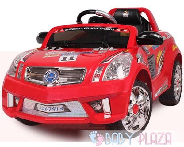 Xe hơi điện cho bé XH7411-3 1