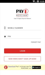 Pay1 Merchant- screenshot thumbnail