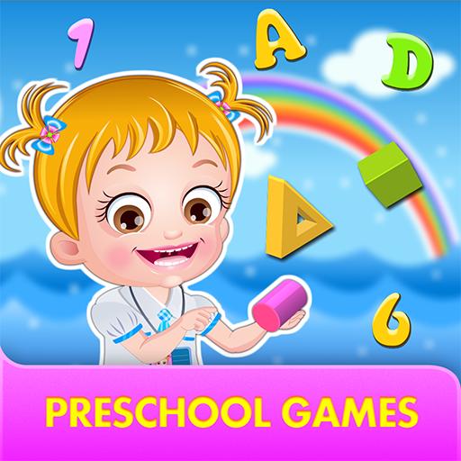 Baby Hazel Preschool Games 教育 App LOGO-硬是要APP