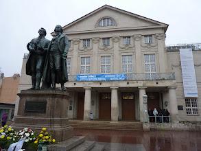 Photo: Weimar, Deutsches Nationaltheater