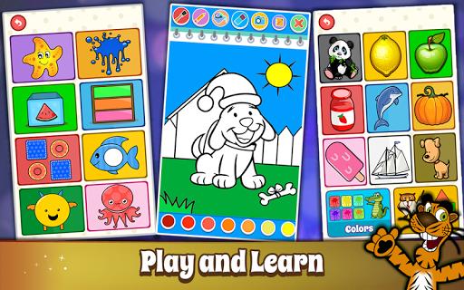 Shapes & Colors Learning Games for Kids, Toddler? screenshot 1