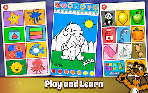 Shapes & Colors Learning Games for Kids, Toddler? - náhled