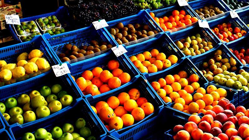 I colori della frutta di lukich