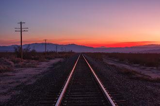 Photo: Vanishing Point