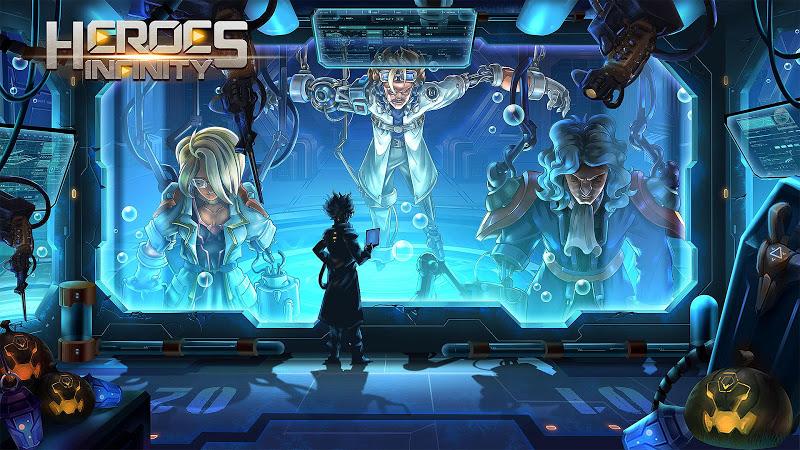 Heroes Infinity: Blade & Knight Online Offline RPG Screenshot 9