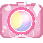 camera pinkpink Icon