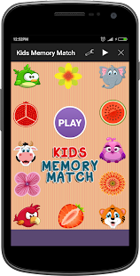 Kids Memory Match - Flip Card- screenshot thumbnail