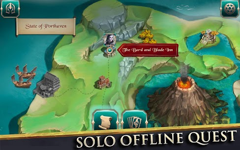 Spellsword Cards: Demontide Apk Download For Android and Iphone 3