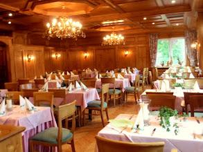 Photo: Dorflinde dining room